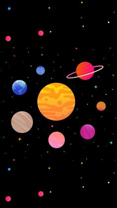 Here is one more wallpaper from my app. Iphone Wallpaper Planets, Space Phone Wallpaper, More Wallpaper, Tumblr Wallpaper, Screen Wallpaper, Pattern Wallpaper, Wallpaper Iphone Cute, Wallpaper Backgrounds, Phone Backgrounds