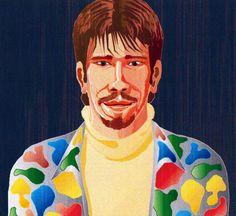 Portrait of Ramon Kromeich (1998)