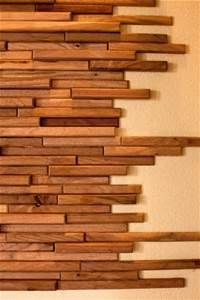 Perfect Solution To My Interior Wood Desires! Everitt U0026 Schilling Tile Is A  Company That Specializes In Up Cycled And Re Claimed Handmade Wood Wall  Tiles.