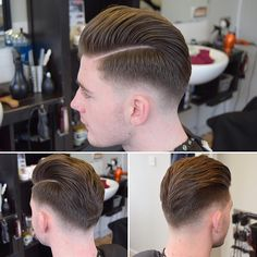 Good Haircuts For Men http://www.menshairstyletrends.com/good-haircuts-for-men/ #menshairstyles #menshaircuts #goodhaircutsformen #goodhairstylesformen #haircuts #menshairstyles2017
