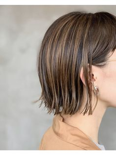 Short Hair With Bangs, Short Hair Cuts, Hairstyles With Bangs, Cool Hairstyles, Medium Hair Styles, Short Hair Styles, Grunge Haircut, Short Grunge Hair, Hair Color Highlights