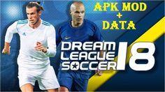 71342bfb03d DLS 18 - Dream League Soccer 2018 Apk Mod Data Download