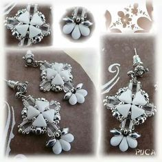 .I don't usually like just white but these look fabulous <3