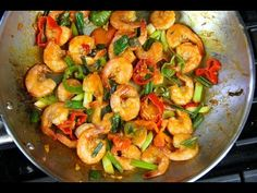 5 Tips For The Best Curry Shrimp | CaribbeanPot.com - YouTube