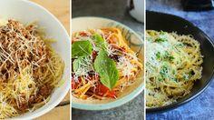 3 spagetti recept egy postban - Street Kitchen