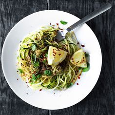 5 Delicious Ways To Have Zucchini Noodles