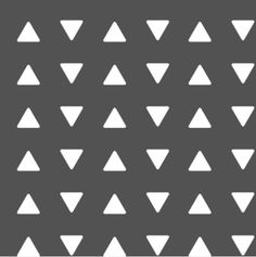 Triangles Charcoal and White Fabric By Little Arrow Design. Printed on Organic Cotton Knit, Linen Cotton Canvas, Organic Cotton Sateen, Kona Cotton, Basic Cotton Ultra, or Cotton Poplin fabric. Available by the yard or quarter yard (fat quarter).  This fabric is digitally printed on demand as orders are placed. Unlike conventional textile manufacturing, very little waste of fabric, ink, water or electricity is used. We print using eco-friendly, water-based inks on natural and synthetic…