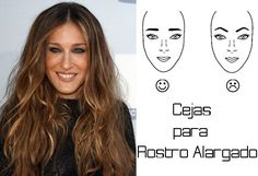 Cejas según la forma de tu rostro: | MODA LISTA | BLOG