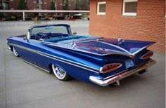1959 Chevy Impala by queen