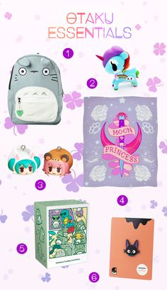 Anime Lovers Otaku Essentials Treasury - 8