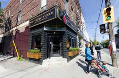 Thirsty Duck | LESLIEVILLE: 972 Queen East | Pub, from the owners of hotspot Eastside Social | Toronto Life
