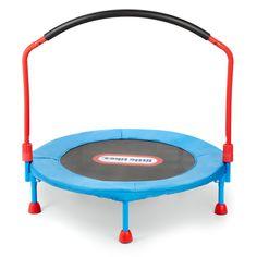 This Little Tikes kid's trampoline is the perfect size to provide hours of bouncing fun!Little Tikes knows it is important for kids to stay active, and this toddler trampoline is easy to move so kids can bounce where ever they like any time they like! Little Tikes Trampoline, Toddler Trampoline, Small Trampoline, Outdoor Trampoline, Gaspard, Little Tykes, Toys R Us Canada, Cool Toys, Shopping