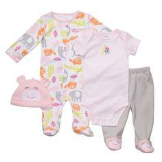 Dutiful New~carters 2pc Toddler Girl Pink Dog Pajamas Size 2t Clothing, Shoes & Accessories Girls' Clothing (newborn-5t)