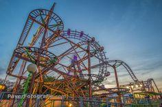 #DizzyMouse #Prater #AmusementPark #RollerCoaster #Achterbahn #payerfotografie