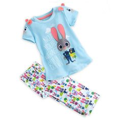 Cheap Clothing Sets, Buy Directly from China Suppliers:(Skirt + T shirt + Hat ) 3Pcs/Set  2016 New Print Floral Outfits Sets For Kids Girl Summer Child Girls Clothes Vetement