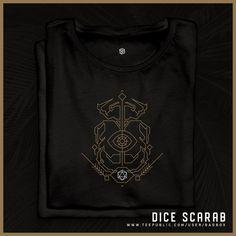 Dungeons and Dragons / Scarab / Tshirt / Teepublic Latest T Shirt, Cool T Shirts, Dragons, Shirt Designs, Cool Stuff, Retro, Sweatshirts, Long Sleeve, Shopping