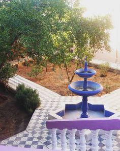Jardin d'hiver #holidays #family #marocco
