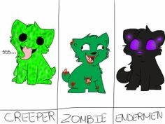 Minecraft The Mobs By Darkgs On Deviantart