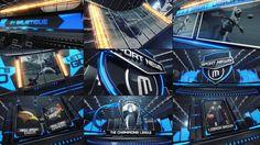 Broadcast Design Sport ID on Vimeo