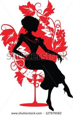 Find silhouette stock images in HD and millions of other royalty-free stock photos, illustrations and vectors in the Shutterstock collection. Thousands of new, high-quality pictures added every day. Silhouette Clip Art, Woman Silhouette, Woman Drawing, Stencil Painting, Easy Drawings, Female Art, Art Images, Vector Art, Vector Design