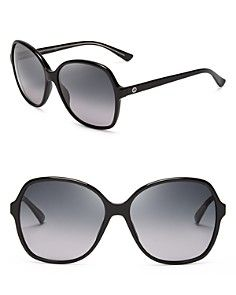 f2054006fb31 Gucci Oversized Sunglasses Sunglasses Women Designer