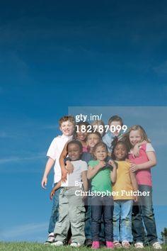 Stock Photo : Children