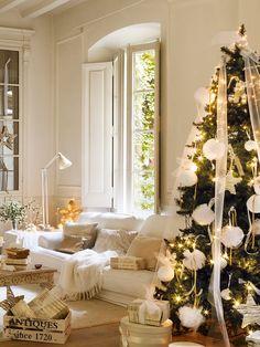 Todo a punto para que empiece la Navidad · ElMueble.com · Escuela deco