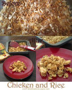 Chicken and Rice Dinner Recipe -