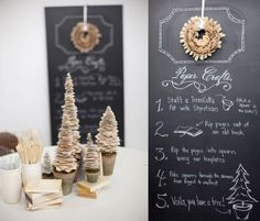 Two of our all-time favorite vendors -Salt Harbor Designs + Millie Holloman Photography - joined forces to get us all in the holiday spirit! Their fun and festive Christmas DIY potluck is not only an amazing an idea for bringing a little crafting cheer