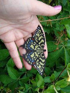 Brick Stitch PATTERNS » Until We Bead Again, Beth Murr RN-CCRN Bead Artist