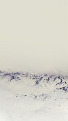 The Alps Light Mountain Sky View iPhone 6 wallpaper