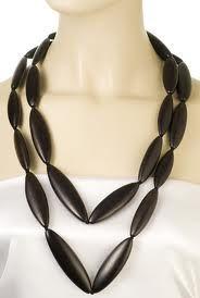 horn Monies Jewelry, Cow Horns, Bib Necklaces, Clay Beads, Congo, Copenhagen, Jewerly, Handmade Jewelry, Jewelry Design