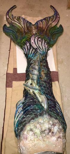 Ideas Tattoo Mermaid Tail Pin Up Siren Mermaid, Mermaid Tale, Little Mermaid Costumes, The Little Mermaid, Sea Witch Costume, Siren Costume, Realistic Mermaid Tails, Silicone Mermaid Tails, Mermaid Crafts