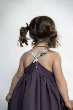 From France delicious handmade dresses: My Bun