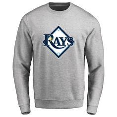Men's Tampa Bay Rays Design Your Own Crewneck Sweatshirt - $51.99