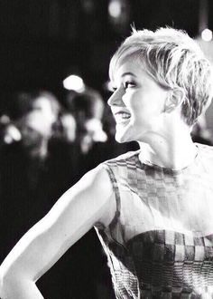 Jennifer Lawrence is the greatest role model I could ever ask for :)