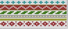 Gráficos Tricksy Knitter: Grahams por sheepmaygraze