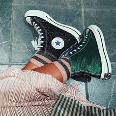 Sneakers women - Converse x JW Anderson (IG©ashaharper)