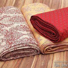 Novos tecidos Cris Mazzer!  Conheça a novidade  no www.armarinhosaojose.com.br #artesanato #patchwork #tecidos #costura #trabalhomanual #criatividade #handmade #feitoamao #saojosearmarinho