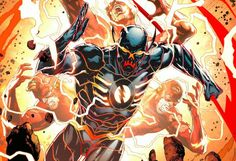 The villainous speedster 'The Rival' will be on 'The Flash' Flash Barry Allen, Justice League, Sherlock Christmas Special, Comic Books Art, Comic Art, Dc Comics, Flash Wallpaper, Graphic Novel Art, Marvel E Dc