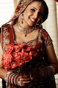 #RajputMatrimonials  Wedding in India is a grander affair than most of the other countries of the world. By looking at Indian bride one can know the most noticeable difference in the weddings of India and abroad. Indian bride is a picture of beauty and grace. The bride is going to be the center of attraction and hence she should stand out at the ceremony. Many beauty parlours in India have specialized Indian bridal make up packages.   Do you agree? Yes/No.....