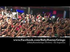 Baby Rasta Y Gringo Feat De La Ghetto en Argentina