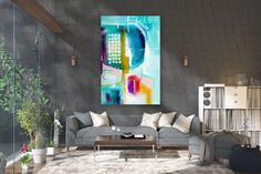 Large Abstract Painting,unique painting art,painting extra large,modern abstract,large textured art FY0060