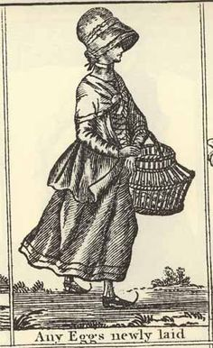 i love these bonnets and her basket is pretty sweet too