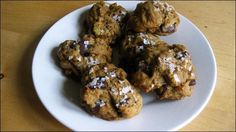 Whole Wheat-Chocolate Chunk-Carrot Cookies from Cooking Club.