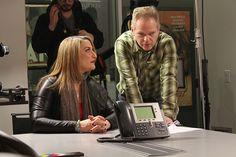 Kurt directs Genevieve