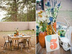 southwest wedding inspiration