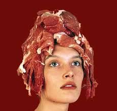 Image result for meat face