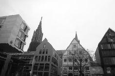 Passaggio in Germania, on Behance,  Ulm photo Lorenzo Mascherpa©