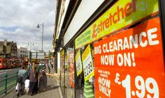 Breadline Britain: work, poverty and the financial 'cliff edge'